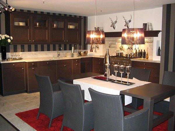 k chen m nchen k chen galerie messeneuheiten 2007 2008 teil 3 k chen universum m nchen. Black Bedroom Furniture Sets. Home Design Ideas